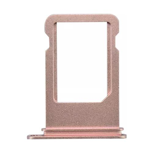 BOMA Slot Tray Holder Porta Sim Card Scheda Apple Iphone 7 Oro Rosa Vassoio Cassettino