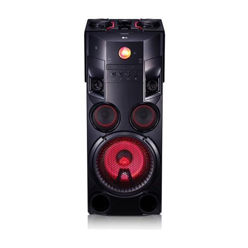 LG Sistema Mini Hi-Fi OM7560 Sistema 2.0 Potenza Totale 1000W Bluetooth
