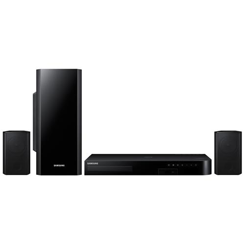 Home Theatre 3D HT-H5200 Blu-Ray Dolby Digital / Pro Logic II / True HD 2.1 Potenza 500 Watt Smart T