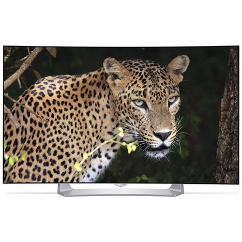 """LG TV OLED Full HD 55"""" 55EG910V Smart TV 3D Curvo"""