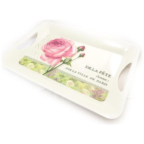 Les Trésors De Lily plateau 'jardin des plantes' rosa avorio - [ j7931]