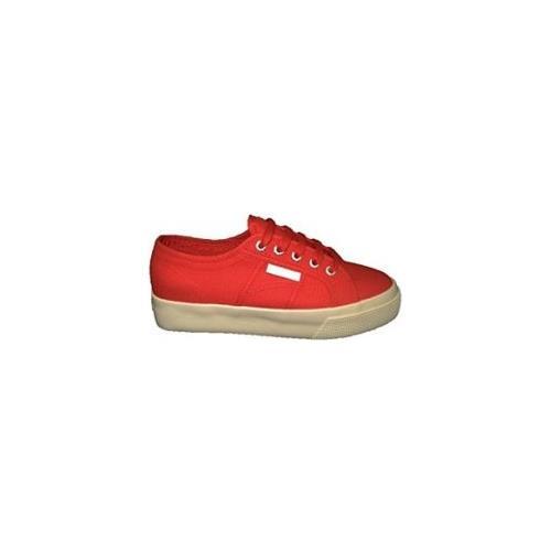 Alta qualit Superga 2730Cotu Sneaker DonnaRosso vendita