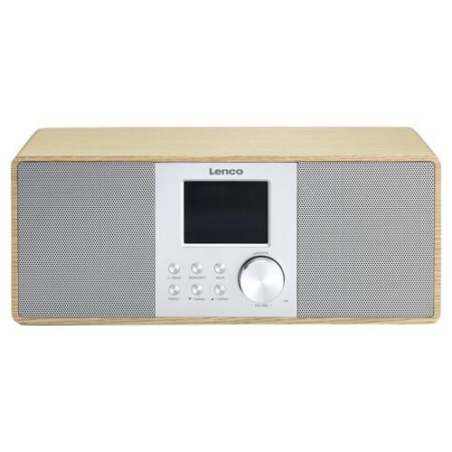 Lenco DIR-200 Internet Analogico e digitale Legno radio