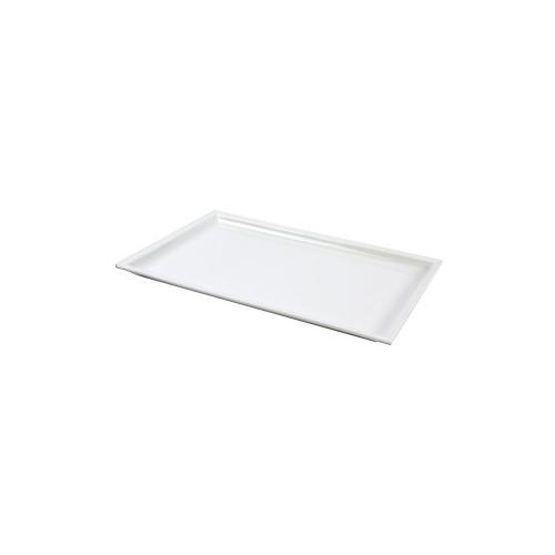 Toninelli Justwhite-piatto Rettangolare Cm. 27x18 Hp7501