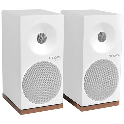 TANGENT Spectrum X4 Coppia di Diffusori a 2 vie Potenza 80 Watt colore Bianco