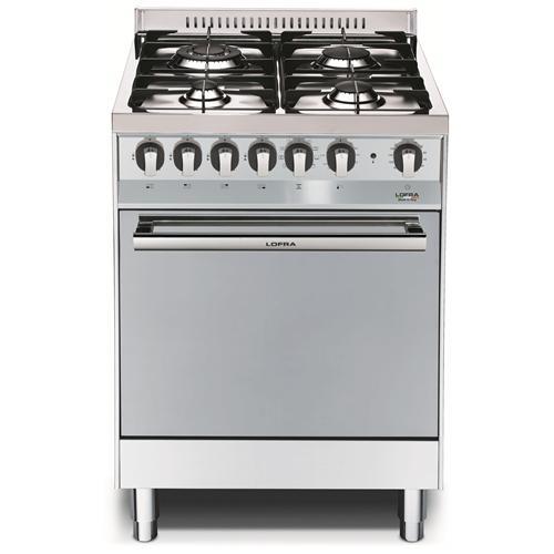 LOFRA - Cucina Elettrico M66MF / C 4 Fuochi a Gas Forno Elettrico ...