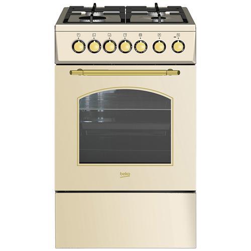 BEKO - Cucina Elettrica CSS52125DCR A Libera Installazione 50x60 ...