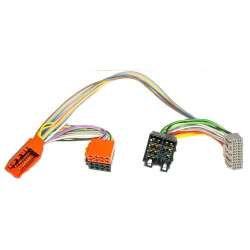 KRAM ISO2CAR Mute-Adapter Chrysler 2001 cavo di interfaccia e adattatore