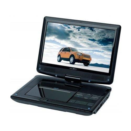 REFLEXION DVD9213, Batteria, LCD, MMC, Memory Stick (MS) , SD, 800 x 480 Pixels, 16:9, Polimeri di litio (LiPo)