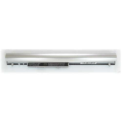 LI-TECH Batteria Notebook compatibile SILVER ARGENTO per HP COMPAQ 15-S002TX 14.4V 14.8V computer