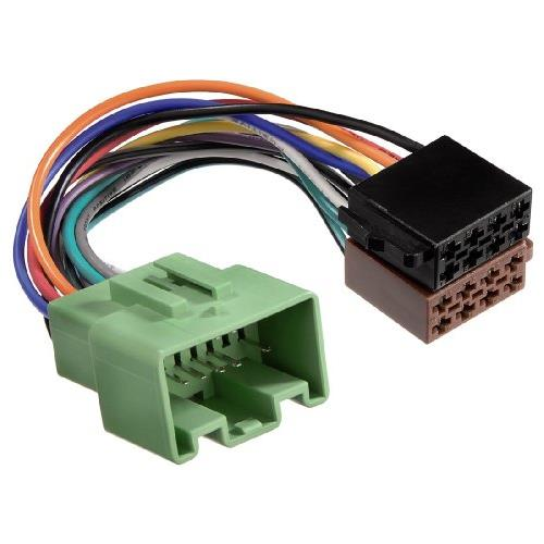 HAMA Vehicle Adapter, ISO / 4-channel, for Volvo with High-Perfor. Radio (16 pins) cavo di interfaccia e adattatore