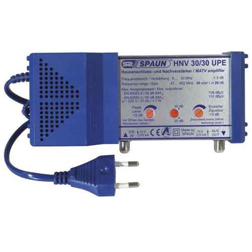 Spaun HNV 30/30 UPE amplificatore di segnale TV