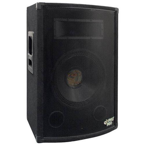 Pyle PADH1579, Pavimento, Reflex, Altoparlanti da terra, Cablato, 2x Speakon & 2x 6.3mm, 40 - 20000 Hz