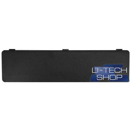 LI-TECH Batteria Notebook compatibile 5200mAh per HP PAVILLON DV62040EL 10.8V 11.1V 6 celle