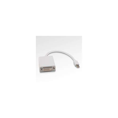 Microconnect Mini Displayport - DVI 15cm 0.15m Mini Displayport DVI Bianco