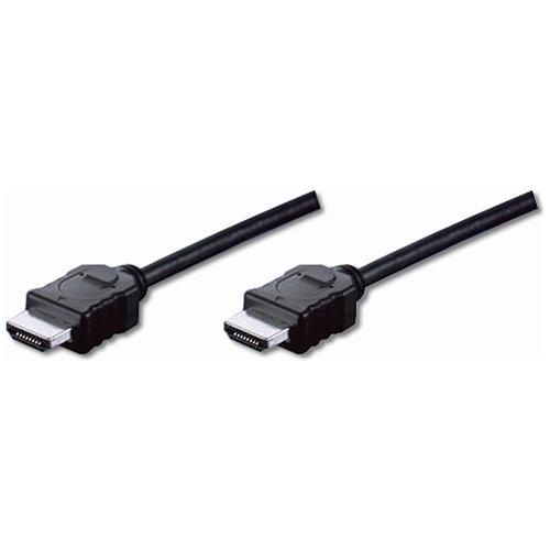 DIGITUS HDMI 1.3 0.5m, 0,5m, HDMI, HDMI, Sacchetto di politene