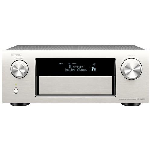 DENON Sintoamplificatore AVR-X6200W 9.2 205W x 9 colore Premium silver