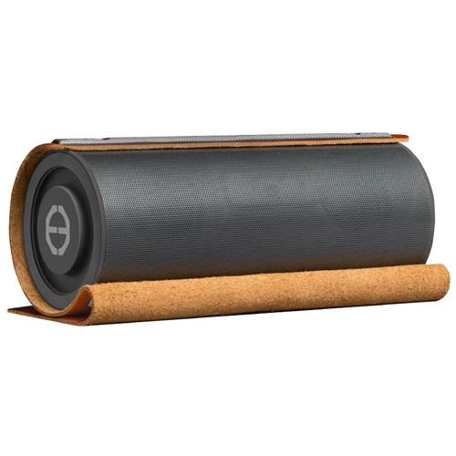 Geneeo Diffusore Geneeo Maverick Speaker Bluetooth In Alluminio Con Custodia In Pelle