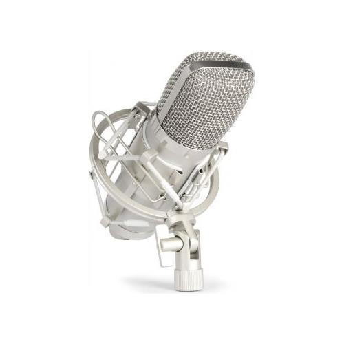 VONYX Microfono A Condensatore Da Studio Live Artisti Phantom 48v