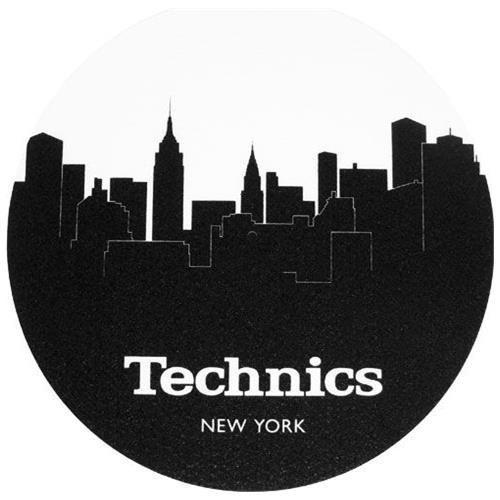 Zomo Coppia Feltri Panni Antistatici X Giradischi Slipmats Technics Skyline New York