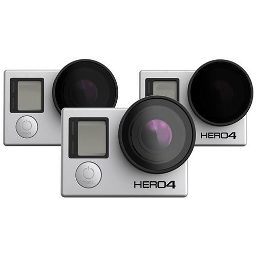 POLARPRO Filtro Attaccabile per GoPro Hero3 / 3 +