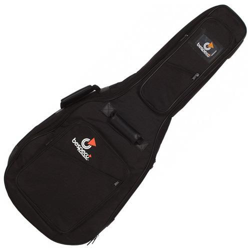 Bespeco Borsa per chitarra elettrica Bag120eg Grigio Antracite