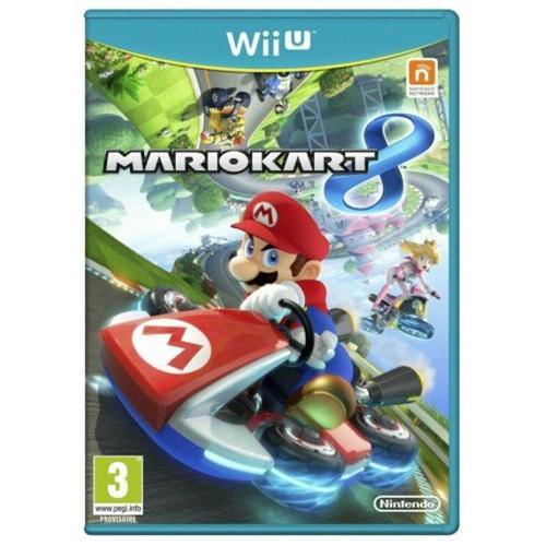 NINTENDO WiiU - Mario Kart 8