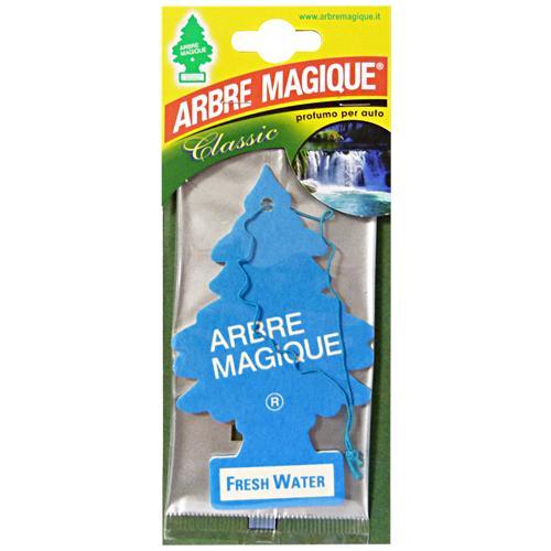 Arbre Magique Deodorante Fresh Water - Articoli Per Auto