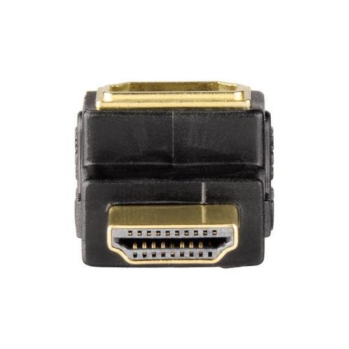 HAMA 75122232 HDMI HDMI Nero cavo di interfaccia e adattatore