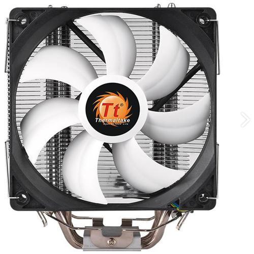 THERMALTAKE Dissipatore CPU ad Aria Contac Silent 12 per Socket Intel LGA 1366/1156/1155/1151/1150/775 e Socket AMD AM4 / FM2 / FM1 / AM3+ / AM3 / AM2+ / AM2