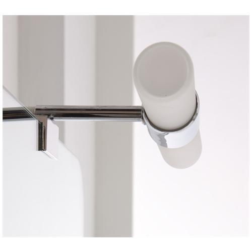 MIT Design Store - Lampada Per Specchio Bagno Luce Led Eva S3 - ePrice