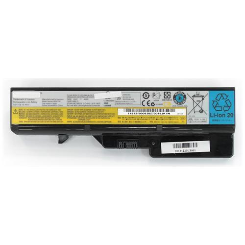 LI-TECH Batteria Notebook compatibile per IBM LENOVO ESSENTIAL IDEA PAD B470-4315-23U