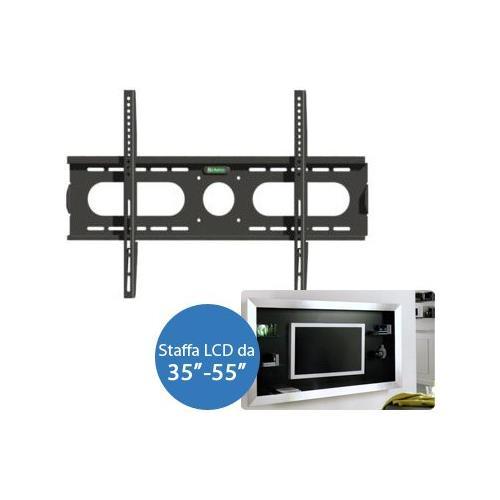 r2digital Supporto Parete 32 37 39 40 42 43 47 48 49 50 52 55 Pollici Universale Inclinabile Tv Monitor Lcd Led 3d Plasma? Televisore Curvo