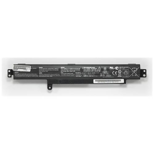 LI-TECH Batteria Notebook compatibile 2800mAh per ASUS OB110-00260100 nero pila 31Wh 2.8Ah