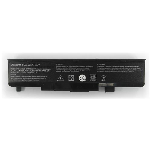 LI-TECH Batteria Notebook compatibile per FUJITSU DPKLMXXSY6 10.8V 11.1V 4400mAh nero 48Wh