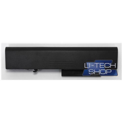 LI-TECH Batteria Notebook compatibile per HP COMPAQ 463310-I23 nero computer pila