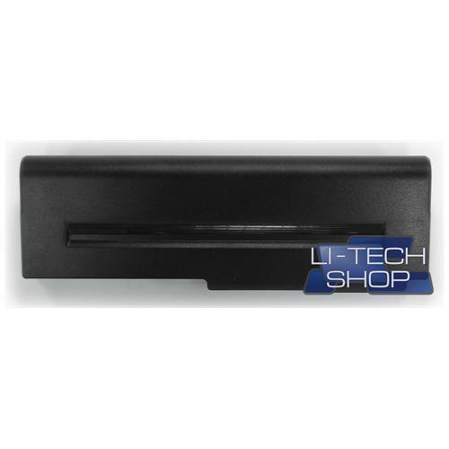LI-TECH Batteria Notebook Compatibile 9 Celle Per Asus X5msnsx175v Computer Pila 73wh