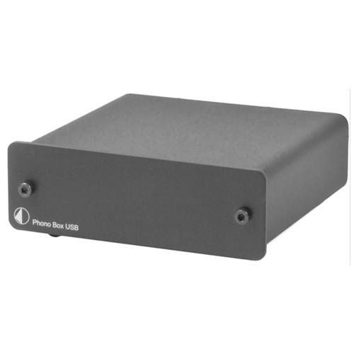 PRO-JECT Phono Box USB Stadio fono MM / MC Colore Nero