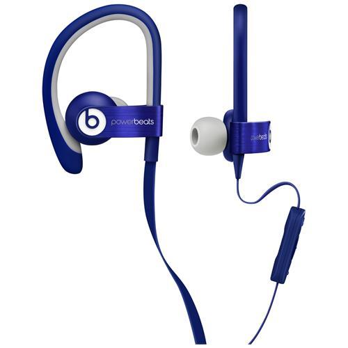 BEATS BY DRE Auricolari Powerbeats 2 In-Ear con Control Talk - Blu RICONDIZIONATO