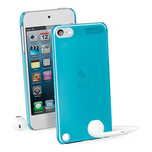 CELLULAR LINE MP3COOLITOUCH5B Custodia per Ipod Touch 5 Colore Blu