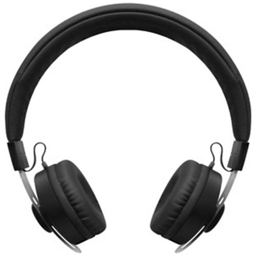 APROLINK Cuffie HDSB01-BK con Bluetooth CSR V2.1+EDR Over- Ear Colore Nero
