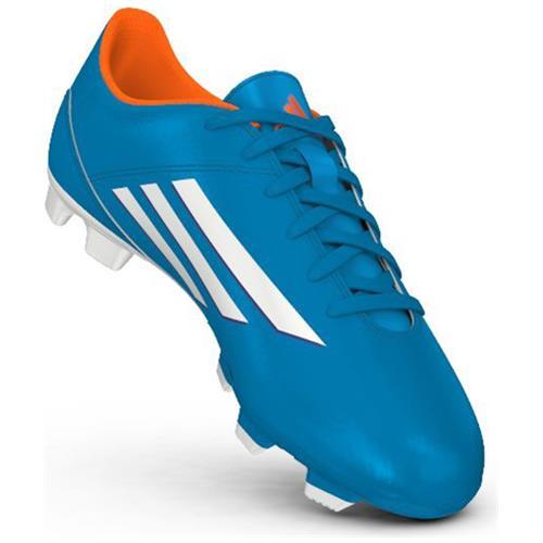 Adidas F5 Trx FG F32747 azzuro scarpe basse