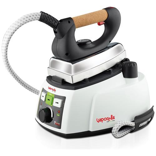 POLTI 535 Eco Pro Ferro da Stiro con Caldaia Potenza 1750 Watt Colore Bianco
