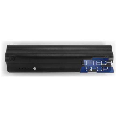 LI-TECH Batteria Notebook compatibile 9 celle per HP PAVILION G6-1265SA 10.8V 11.1V computer 73Wh