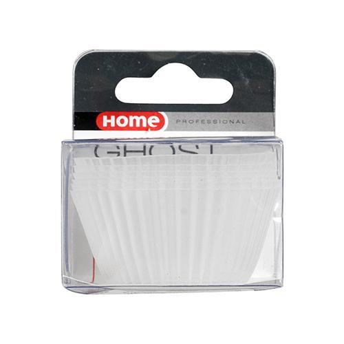 Home Professional Confezione 6 Pirottini Silicone Ghost Cm5 Pasticceria