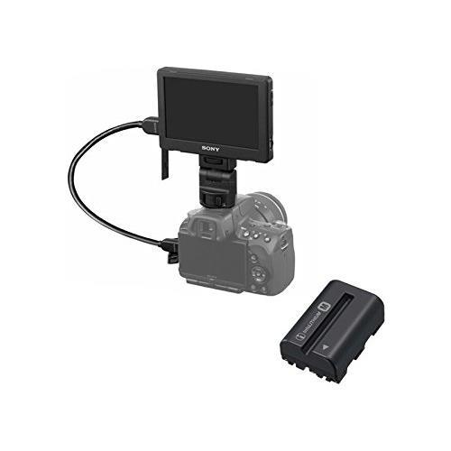 SONY Ecran Deporte Clmv55 Per Nex Et Alpha Clmv55 + Batterie Npfm500h