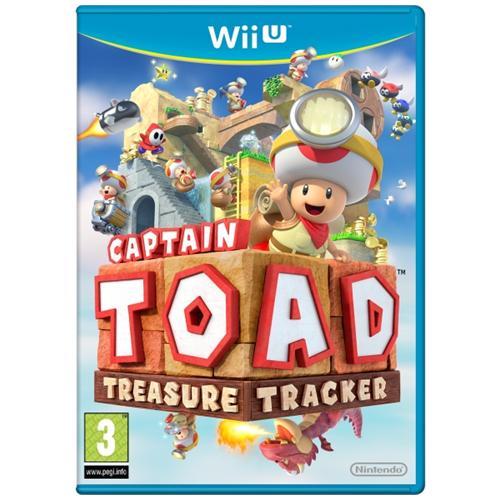 NINTENDO WiiU - Captain Toad: Treasure Tracker