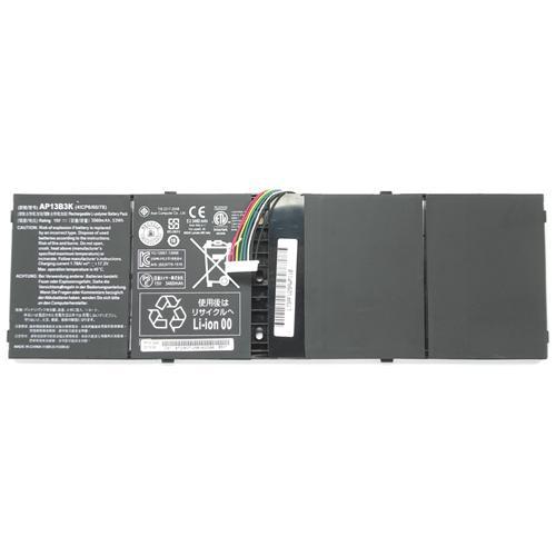 LI-TECH Batteria Notebook compatibile 3400mAh per ACER KT-O0403018 nero pila 50Wh