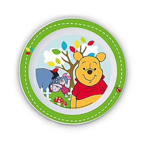 P:OS Piatto Winnie the Pooh 22 cm