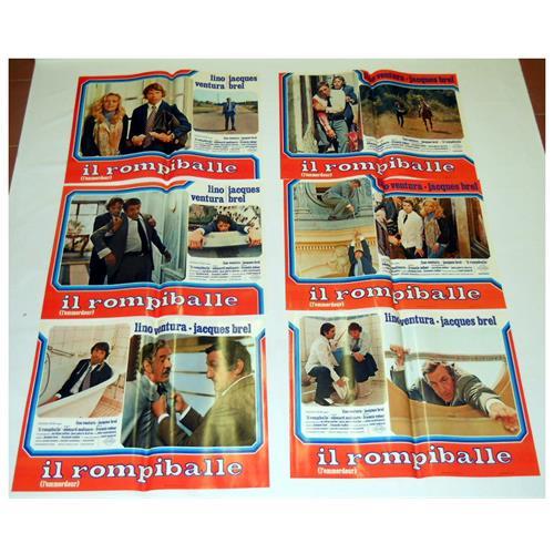 Vendilosubito Foto Busta Completo Originale Del Il Rompiballe Rarissimo